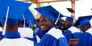 Dreams come true for the first graduates of Grace Emmanuel School
