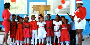 A Christmas gift thank you from Grace Emmanuel School