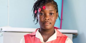 Student spotlight: Remica Joseph, a girl who believes in education
