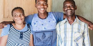 Hope, acceptance, and a future: what your sponsorship means for families in Haiti