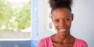 Meet Esther, future nurse & JiHM scholarship recipient